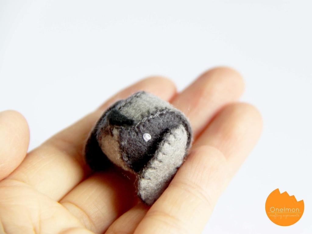 DIY Tutorial: Mini Felt Soft Toys   onelmon