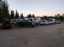 RV park at 4am