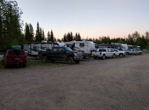 RV park at 4am