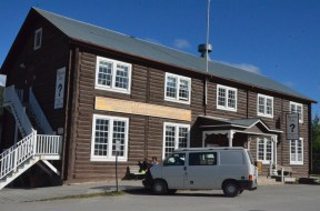 Yukon Territory Visitor Center. Friendly folks, lots of info, willing to take time to chat. Many of the local attractions have short specific hours by day. So stop in for a schedule and help planning an efficient visit.