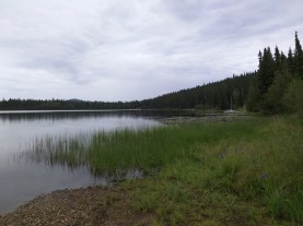 Lost Lake from the public boat launch