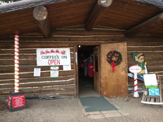 North Pole Visitor's Center