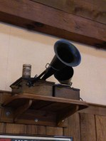 One of several Edison phonographs on display
