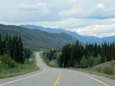 Back on the Alaska Highway