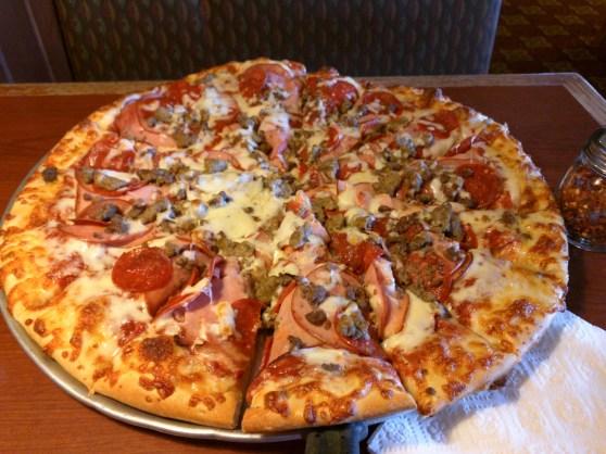 Fast Eddie's Pizza
