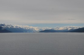 Wide view of College Fjord.