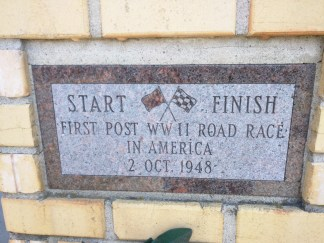 They used to race on the streets.