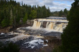 Lepreau Falls Proper