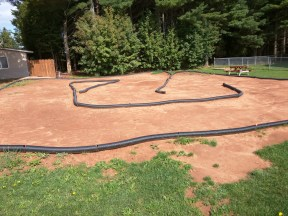Radio Controlled Car track