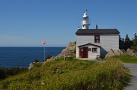 Lighthouse and interpretive center.