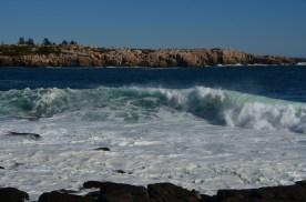 Sea and shore