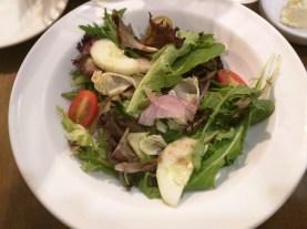 Salad at Asaro's