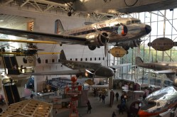 Air and Space Museum. The DC-3, now that is an iconic airplane.