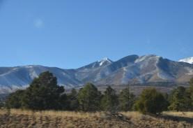 Snow in them thar hills.