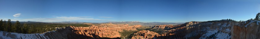 Inspiration Point Panorama Two