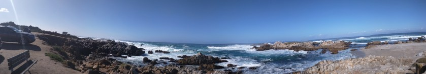 Panorama at Point Pinos