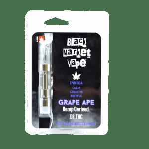 black market maui grape ape cartridge
