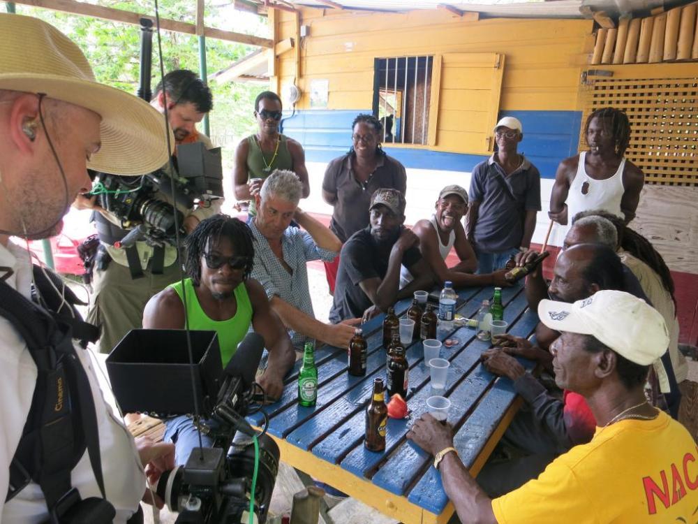 Anthony Bourdain's Take on Jamaica (3/5)