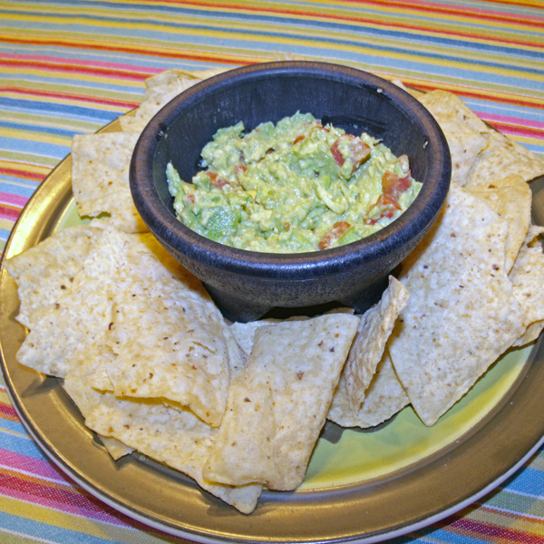2-ingredient guacamole