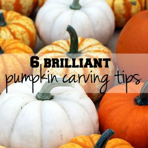 6 brilliant pumpkin carving tips