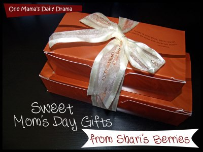 Sweet Mom's Day Gifts from Shari's Berries