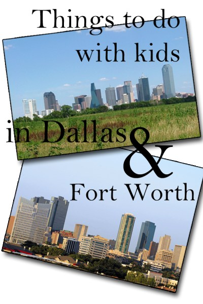 DFW staycation ideas for families | One Mama's Daily Drama