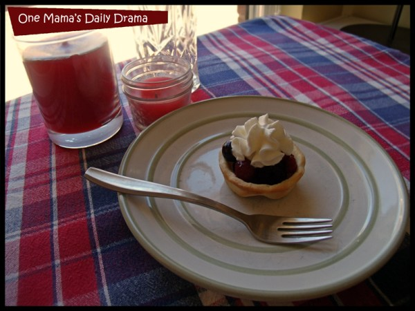 Choose your own Pie Adventure: individual mini pie recipe | One Mama's Daily Drama