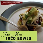Tex-Mex taco bowls recipe
