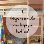 8 things to consider when buying a bunk bed
