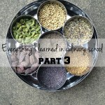 Everything I learned in culinary school (part 3)