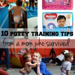 10 potty training tips from a mom who survived