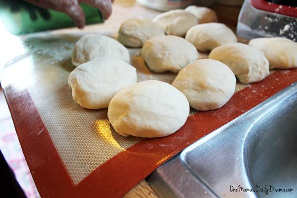 Pretzel pocket sandwich recipe   One Mama's Daily Drama --- Make your own ham and swiss hot pockets with a pretzel crust.