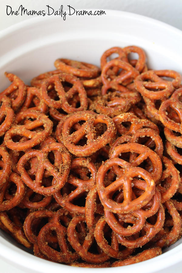 Doritos flavored pretzels | One Mama's Daily Drama