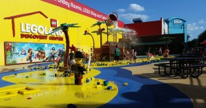 Summer fun at LEGOLAND Discover Center