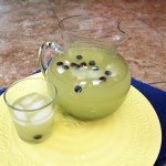 Honey blueberry lemonade recipe