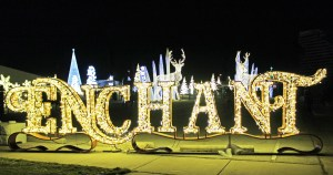 Enchant Christmas is open in DFW through Dec. 31, 2017. Get a peek at what's inside and a discount code for 20% off!