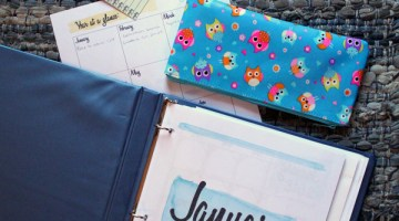 How to set up your planner for success