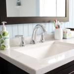 Semi-DiY bathroom remodel {part 3}