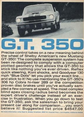 Original advert