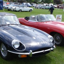 E-Type Soft and hard tops