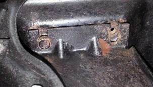top bolts