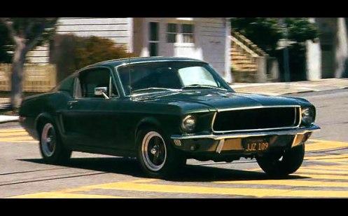 McQueens legendary '68 Mustang
