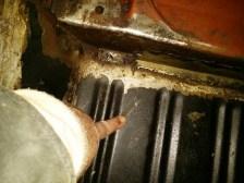 waxed coating finger test