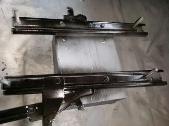 rails 1st coat