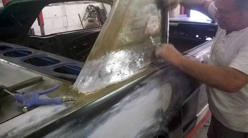 lead for rear quarters
