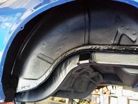 rear arch