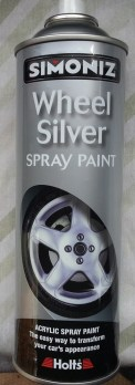 wheel spray