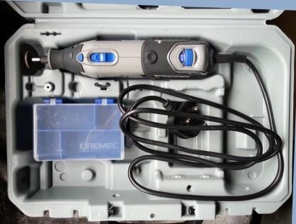 tool and parts box