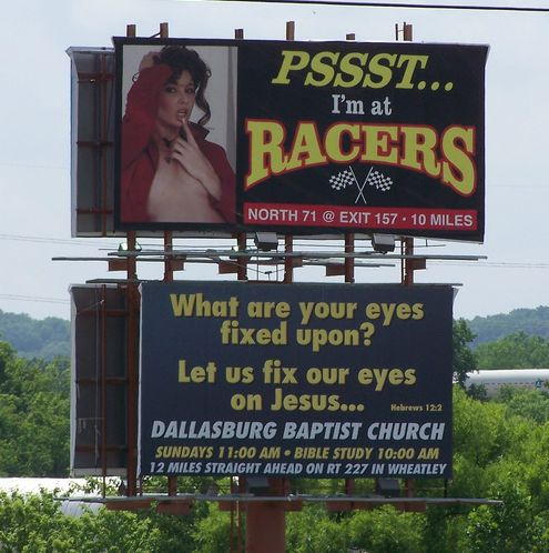 Billboard - What Are You Looking At?