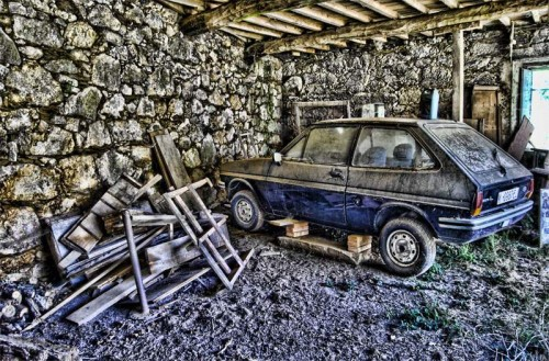 Ford Fiesta HDR